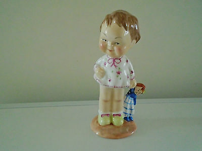 """Shelley Figurine Mabel Lucie Attwell """"lilibet"""" Collector's Club Lim.edition"""