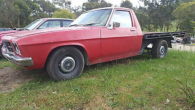Holden Hq ute one tonner tray back 253 v8 auto gts premier project street drag s