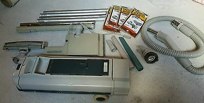 Electrolux Vacuum Cleaner With Extras and Attachments
