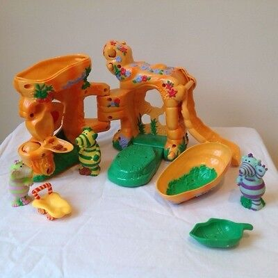 Fimbles Valley Playset - Excellent condition -