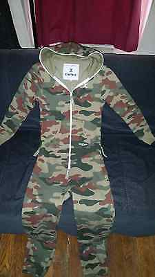 Combinaison Onepiece Camouflage NEUVE Taille XS