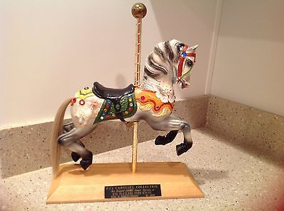 PJ's Carousel Horse Park Collection - RYE Playland Park RYE NY - Hair Tail