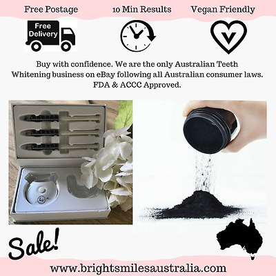 Bright Smiles Australia Environmental Bamboo Toothbrush Charcoal Infused Bristle