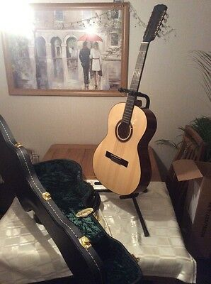 Carvalho CAI 1S 10 String Acoustic Guitar Made In Portugal