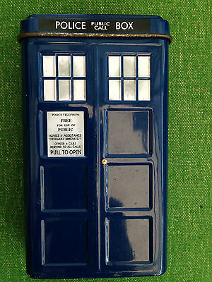 Doctor Who Battles In Time Tardis Tin Card Holder