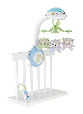 NEW Fisher-Price Butterfly Dreams Projection Mobile