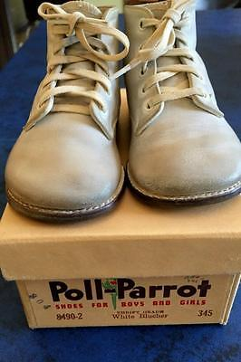 Vintage Poll-Parrot Toddler Shoes--In The Original Box