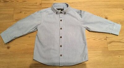 NEXT 18-24 Months Age 1.5-2 Years Boys Toddler/Infant Smart Shirt