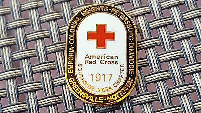 Southside Area Chapter of the American Red Cross.  This is a 1991 pinback.