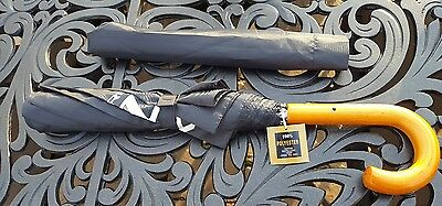 "New in Packaging ~ Men's Auto Open ~ Close Umbrella Lexus Logo Large ~ 38"" Dia."