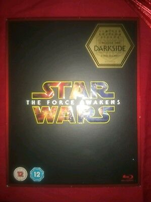 Star wars the force awakens blu Ray dvd