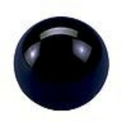 Aramith Black Cue Ball Reversed Colored Pool Ball
