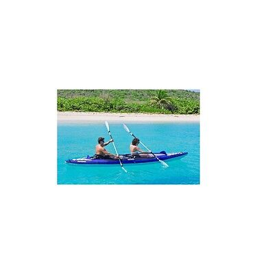 Kayak Gonflable Columbia 2 places Aquaglide - NEUF