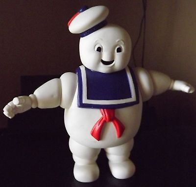 """Vtg Stay Puft Marshmallow Man 1984 Columbia Pictures 7"""" Toy Ghost Busters"""