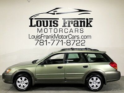 2005 Subaru Outback 2.5 i 2.5i WOW! TIMING BELT DONE! CLEAN CARFAX! DEALER SERVICED! HEATED SEATS! CLEAN!