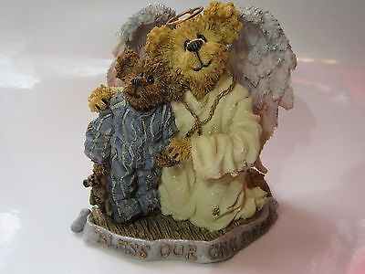 Hope Angelwish & Everychild...Bless Our Children ~ Boyd's Bearstone #228361