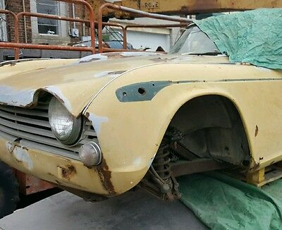 1964 Triumph Other  1964 Triumph TR4A IRS NO RESERVE WITH Extra Body