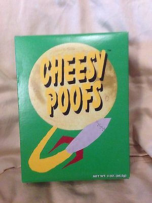 South Park Comedy Central Real Cheesy Poofs  in Box