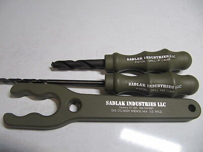 Sadlak Industries 4PC-TLKT  M1A 3pc Service Tools