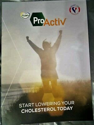 FLORA ProActive Cholesterol Lowering Guide pro active 11 pages a5