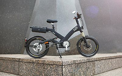 A2B Octave metro powerful electric bike nib fast bicycle harley vespa commuter