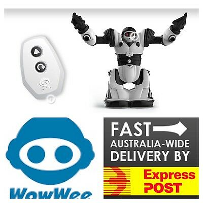 WowWee RC Mini ROBOSAPIEN ~ Remote Control Robot ~ Age 4+ FREE EXPRESS DELIVERY
