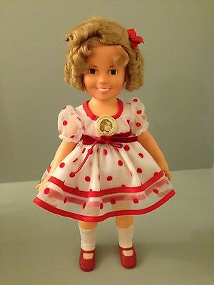 Vintage 1972 Ideal Doll Shirley Temple Doll 2M-5634 Original Clothes
