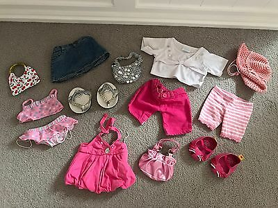Build-A-Bear Workshop Clothing And Accessories Assortment