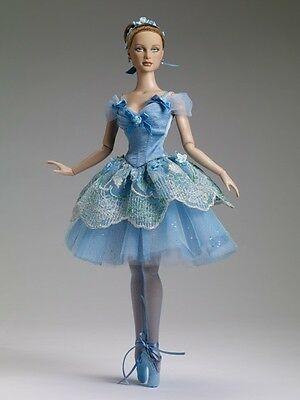 """Tonner Blue Bell Ballet OUTFIT ONLY for 16"""" Tyler w/Ballet Feet *NEW* FREE SHIP*"""