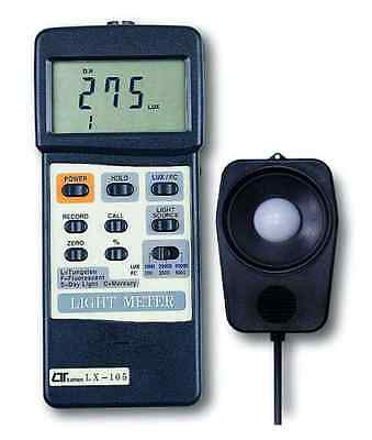 Light Meter (With Selection Of Lighting Type) - LX105