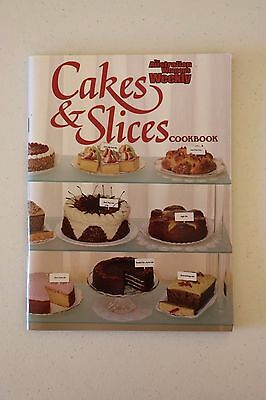 Australian Women's Weekly Cakes and Slices Cookbook