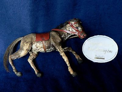 Antique French Real Fur Horse Glass Eyes Theriault's Auction Doll House