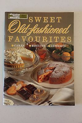 The Australian Women's Weekly Sweet Old Fashioned Favourites Cookbook