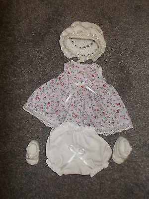 dress set to fit baby born doll