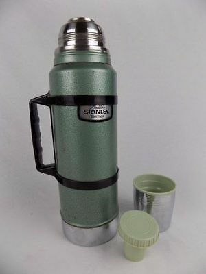 Aladdin's Stanley Thermos | Metal Thermos | Travel/Camping Thermos Includes Cup