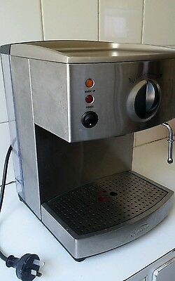 Sunbeam espresso coffee machine