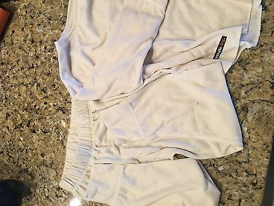 PolarMax X-Small Ivory Colored Thermal Underwear