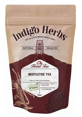 Mistletoe Tea - 100g - (Quality Assured) Indigo Herbs