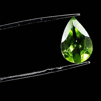 1.45 CtS 100% Natural Faceted Top Quality Green Peridot Loose Amazing Gemstone