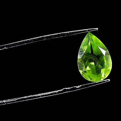 1.30 CtS Exclusive Magnificent Green Peridot Semi Precious Faceted Gemstone