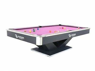 RASSON Victory II 9ft ! The NEW Best billiard table in the world !