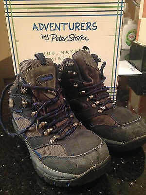 Peter Storm Dalmore Walking Boots Size 3