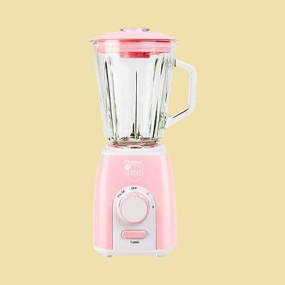 Bestron Standmixer ABL 300 EVP - 1000 W - 1,5 Liter - Ice-crushed - rosa