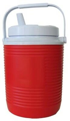 Rubbermaid Victory Jug Water Cooler 1 gallon Red Durable leak-resistant USAmade