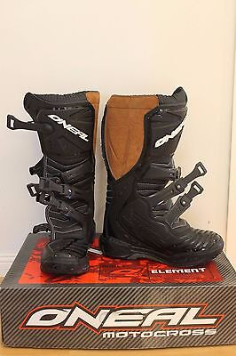 Oneal Motocross Boots Size 8 US *USED ONCE*