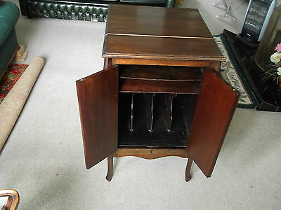 Vintage/Antique Record Cabinet