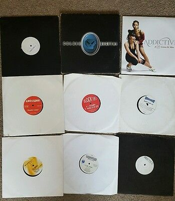 Bassline speed garage DJ vinyl lot collection record bundle