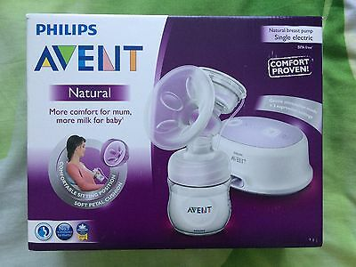 Philips Avent Natural Breast Pump - Single Electric