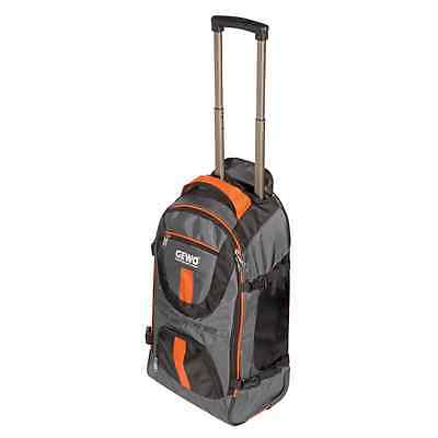Table Tennis | GEWO Style Trolley Bag (M) BK/OR