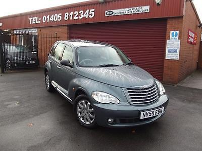 2005 Chrysler Pt Cruiser 2.2 CRD Limited 5dr HEATED LEATHER SEATSAIR CONCRUIS...